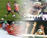 Meisjes houden van sportieve jongens. Welke sport doe jij?