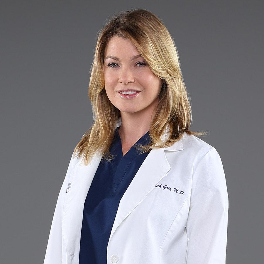 Greys Anatomy de Meredith Grey Quiz