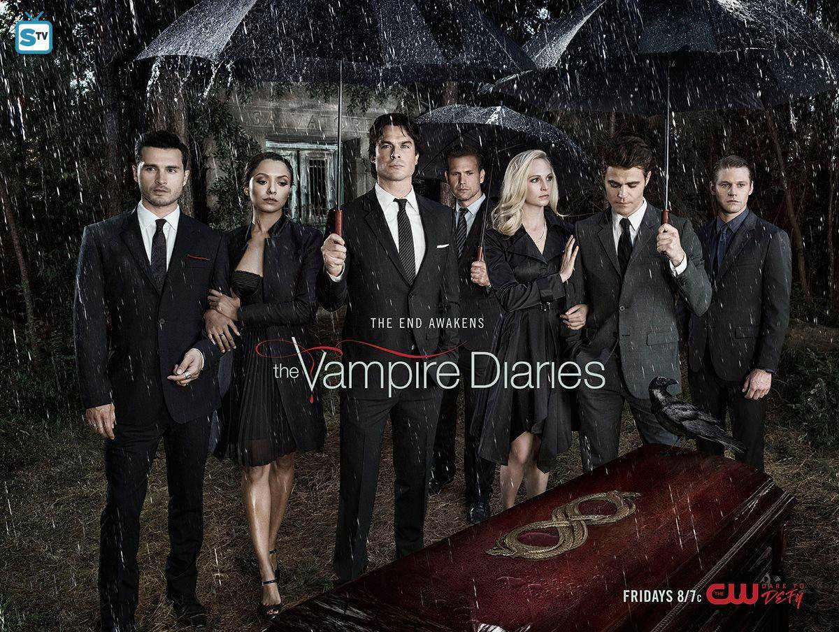 The Vampire Diaries Test