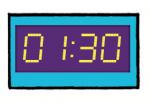 Hoe laat is het nu?