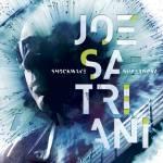 Hoeveel nummers telt het album Shockwave Supernova van Joe Satriani?