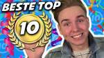 Wat is de eerste top 10 ooit?