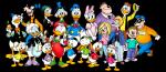 Welk karakter van Donald Duck ben jij?
