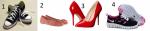 Welke schoenen doe je aan?