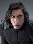 Kylo Ren/Ben Solo is het neefje van Luke Skywalker
