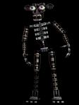 Stel: jij bent de nachtwaker bij FNaF 2. Je krijgt net te horen van de Phone Guy, dat de animatronics je aan zien voor een Endoskeleton, en je bedenkt