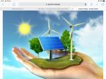 Duurzame energie is hetzelfde als groene energie