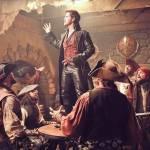 Hoe heet het liedje van Captain Hook?