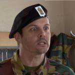 Welke rang heeft deze man in het leger?