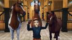 Hoe spel je de stal waarin het paard staat?